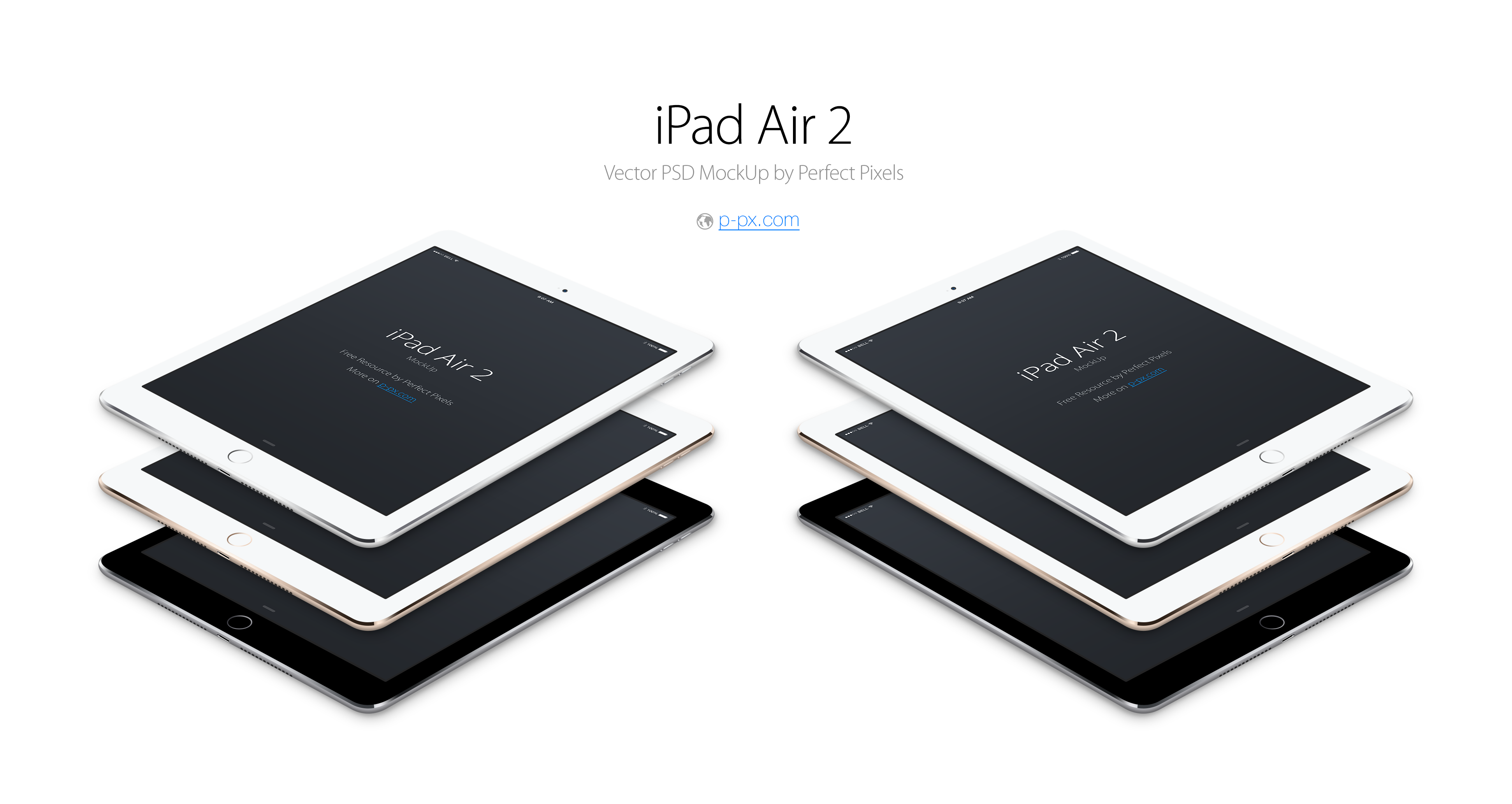 ipad air 2 angled vector psd mockup. perfect pixels. psd templates, Powerpoint templates